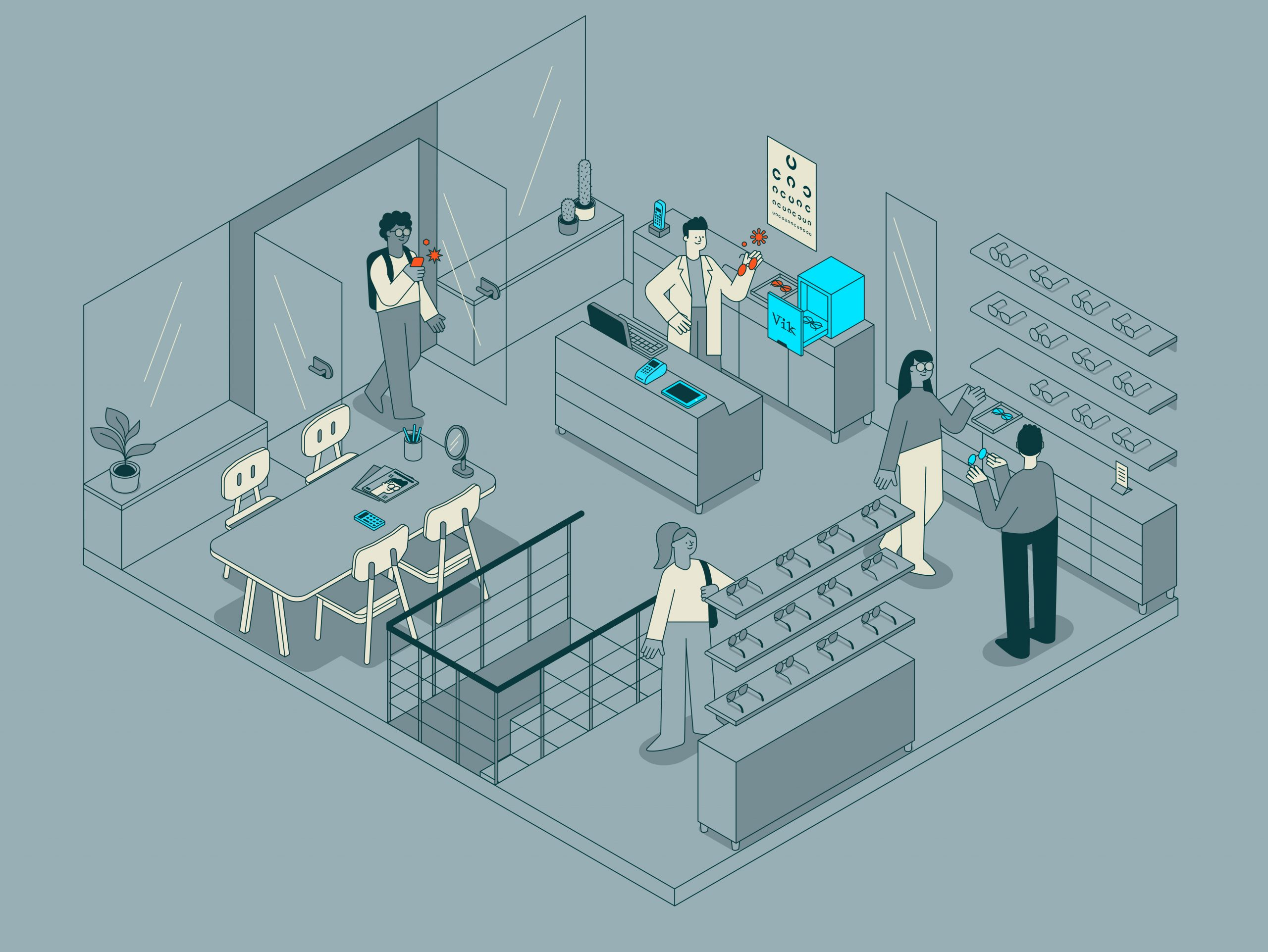 Retail bespaart geld en tijd met uv-c desinfectie vik