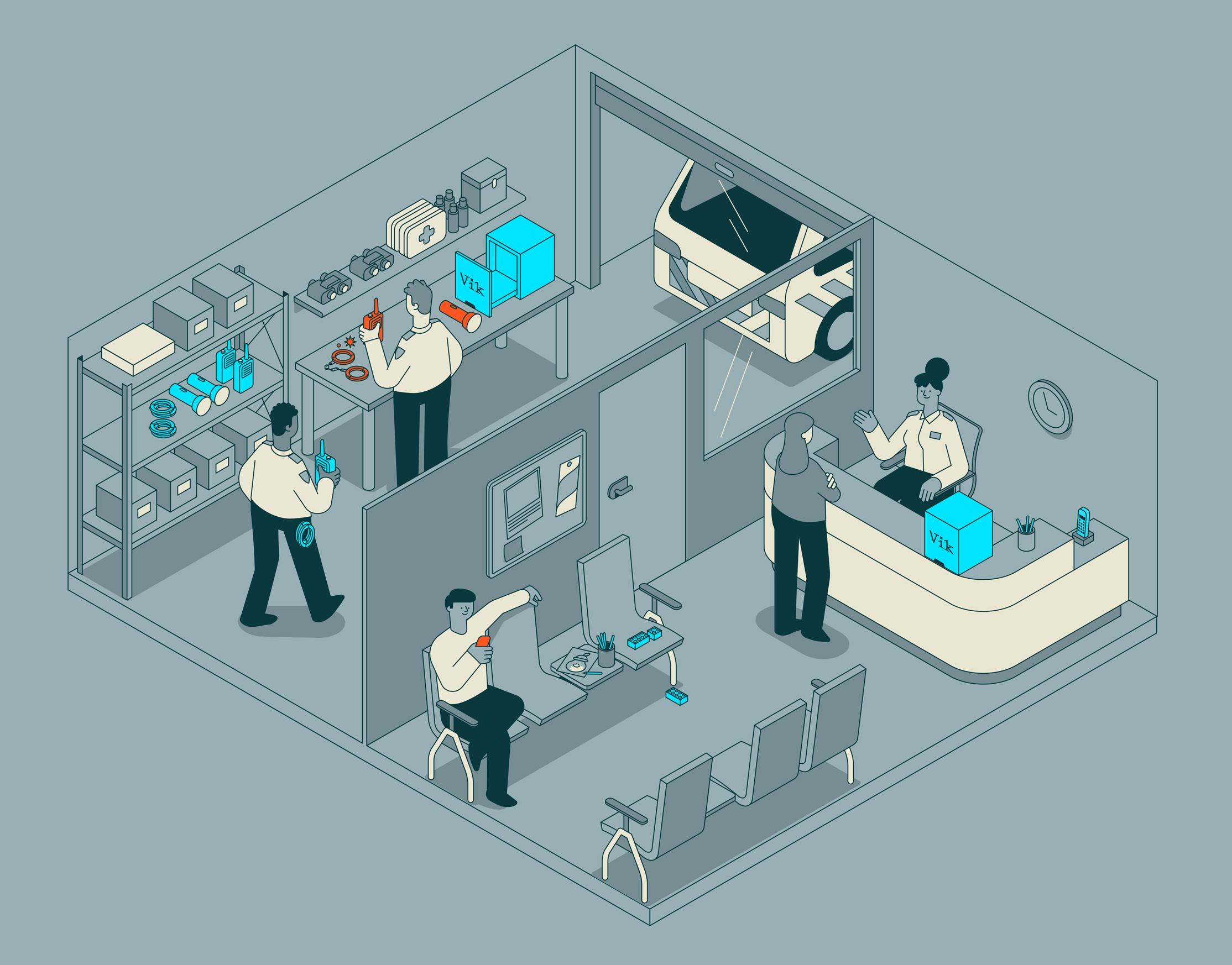 Vik uv-c desinfectie Zo maak je de wachtkamer coronaproof
